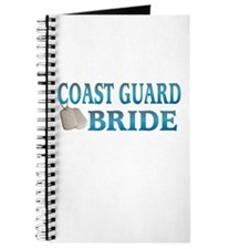 coast guard bride Journal