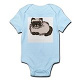Himalayn Cat Lover Onesie