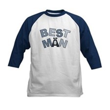 BP Letters Best Man Tee