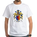 Gasser Family Crest White T-Shirt