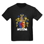 Gasser Family Crest Kids Dark T-Shirt