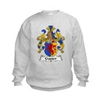 Gasser Family Crest Kids Sweatshirt