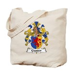 Gasser Family Crest Tote Bag