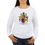 Gasser Family Crest Women's Long Sleeve T-Shirt