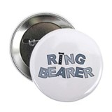 BP Letters Ring Bearer Button