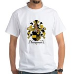 Freymann Family Crest White T-Shirt