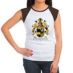 Freymann Family Crest  Women's Cap Sleeve T-Shirt