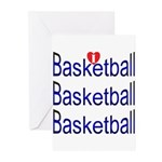 Basketball Greeting Cards (Pk of 10)