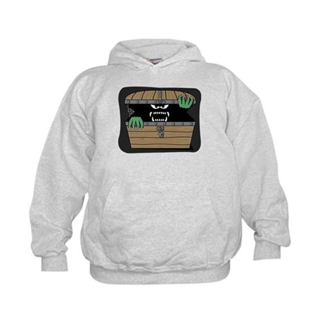 Scary Monster Kids Hoodie