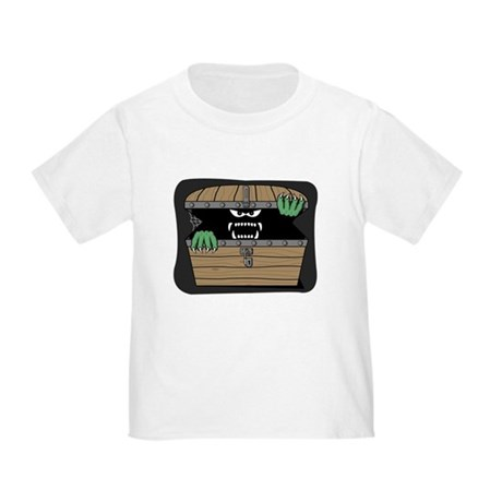 Scary Monster Toddler T-Shirt