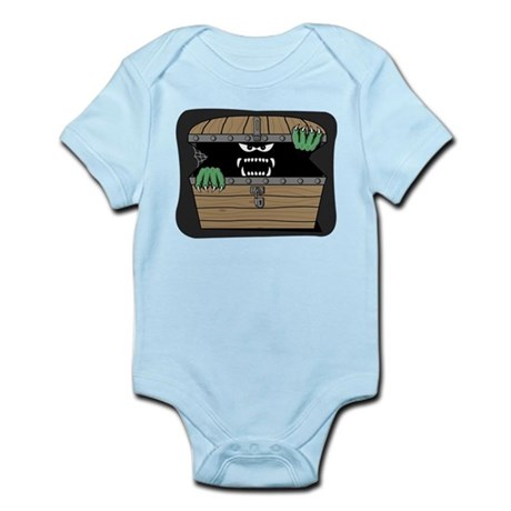 Scary Monster Infant Bodysuit