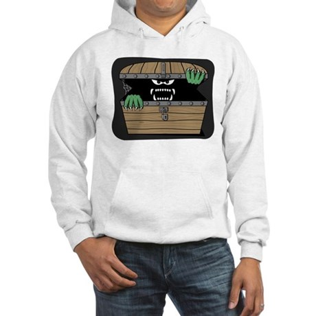 Scary Monster Hooded Sweatshirt