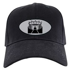 Black Stadium Baseball Hat