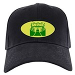 Green Stadium Black Cap