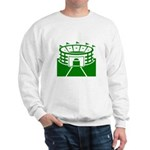 Green Stadium Sweatshirt