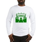 Green Stadium Long Sleeve T-Shirt