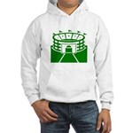 Green Stadium Hooded Sweatshirt