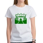 Green Stadium Women's T-Shirt