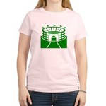 Green Stadium Women's Light T-Shirt