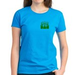 Green Stadium Women's Dark T-Shirt