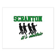 Scranton The Electric City Posters