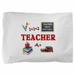 Teachers Do It With Class Pillow Sham