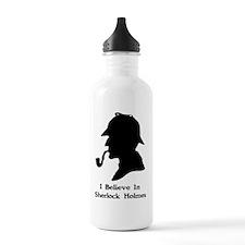 I BELIEVE IN SHERLOCK  Water Bottle