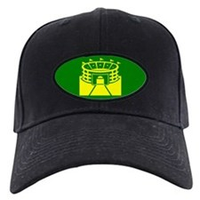 Yellow Stadium Baseball Hat