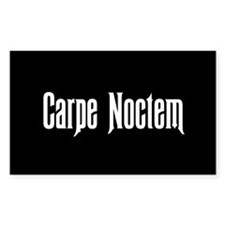 Carpe Noctem Decal