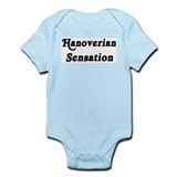 Hanoverian Sensation Onesie
