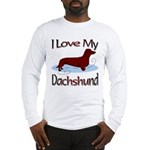 Dachshund Long Sleeve T-Shirt
