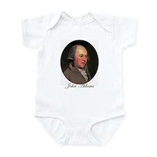 John Adams Infant Bodysuit