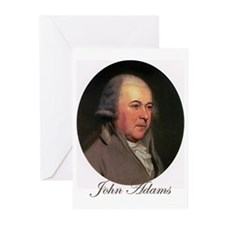 John Adams Greeting Cards (Pk of 10)