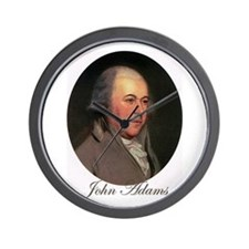 John Adams Wall Clock