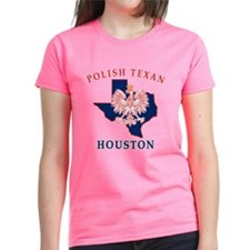 Houston Polish Texan Tee