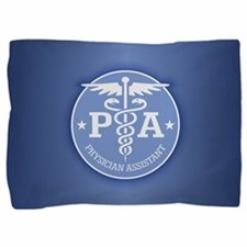 Physician assistant Pillow Sham