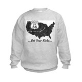 Retro Route66 Sweatshirt