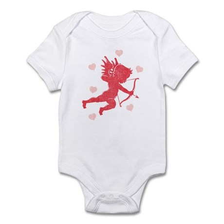 Vintage Cupid Infant Bodysuit