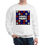 Patriotic Pirates Sweatshirt