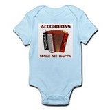 ACCORDIAN Onesie