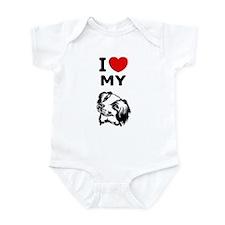 Kooikerhondje Infant Bodysuit