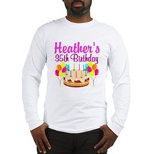35TH PRIMA DONNA Long Sleeve T-Shirt