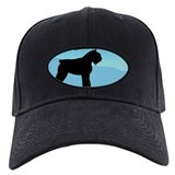 Blue Mountains Bouvier Dog Baseball Hat