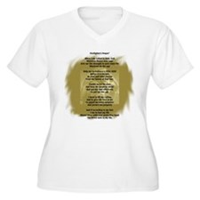 Firefighter's Prayer T-Shirt
