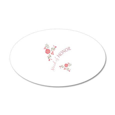 Maid Of Honor Wall Decal