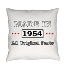 Made in 1954 All Original Parts Everyday Pillow