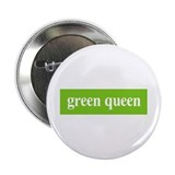 Green Queen Button