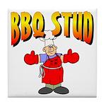 BBQ Stud Tile Coaster