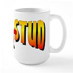 BBQ Stud Large Mug