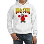 BBQ Stud Hooded Sweatshirt